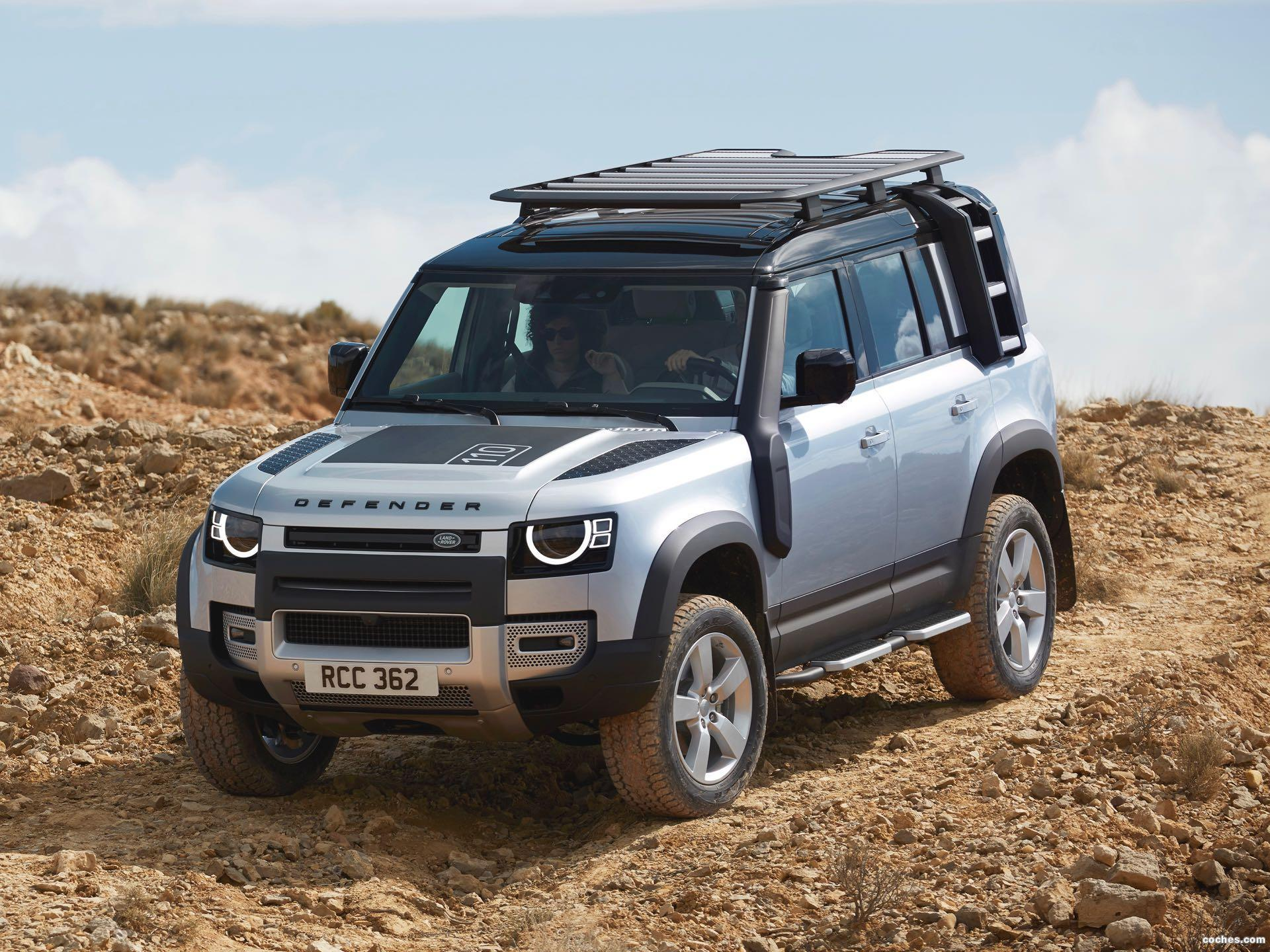 Foto 0 de Land Rover Defender 110 Explorer Pack First Edition 2019