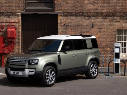 Land Rover Defender 110 2.0 Si4 Phev Standard Awd Aut. 404