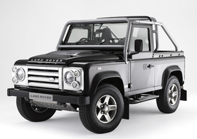 Land Rover Defender Comercial 110 Pick Up E