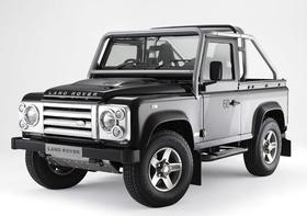 Ver foto 1 de Land Rover Defender Comercial Pick Up 2007
