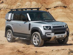 Ver foto 3 de Land Rover Defender 110 Explorer Pack First Edition 2019