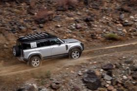 Ver foto 30 de Land Rover Defender 110 Explorer Pack First Edition 2019