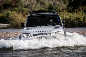 Ver foto 18 de Land Rover Defender 110 Explorer Pack First Edition 2019