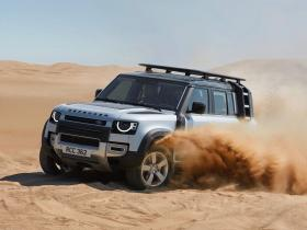 Ver foto 17 de Land Rover Defender 110 Explorer Pack First Edition 2019