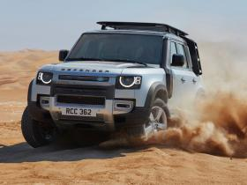 Ver foto 6 de Land Rover Defender 110 Explorer Pack First Edition 2019
