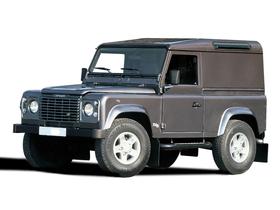 Ver foto 2 de Land Rover Defender Comercial 2005