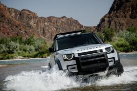Ver foto 24 de Land Rover Defender 110 Explorer Pack First Edition 2019