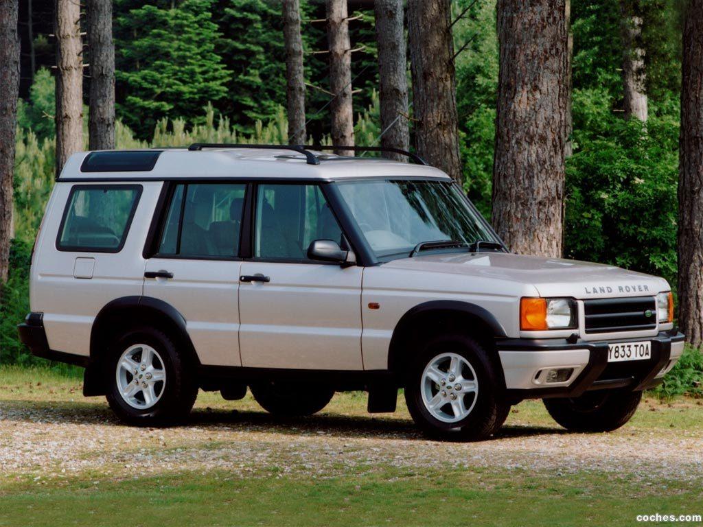 Foto 0 de Land Rover Discovery 1989