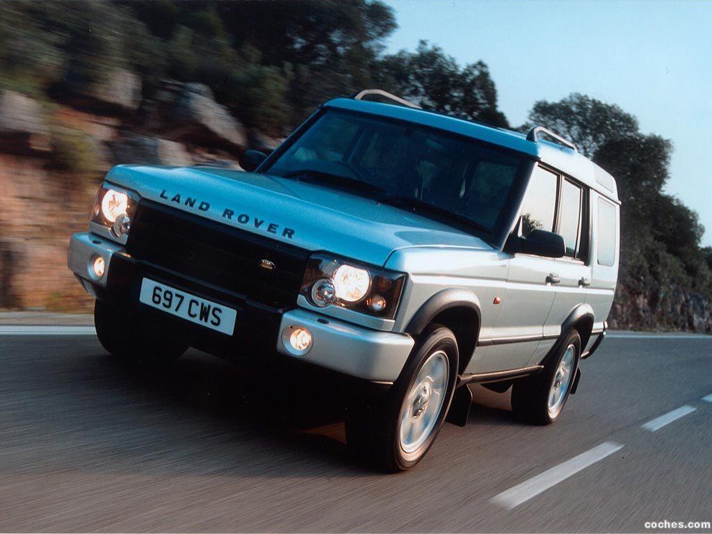 Foto 0 de Land Rover Discovery 2003