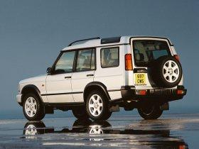 Ver foto 2 de Land Rover Discovery 2003