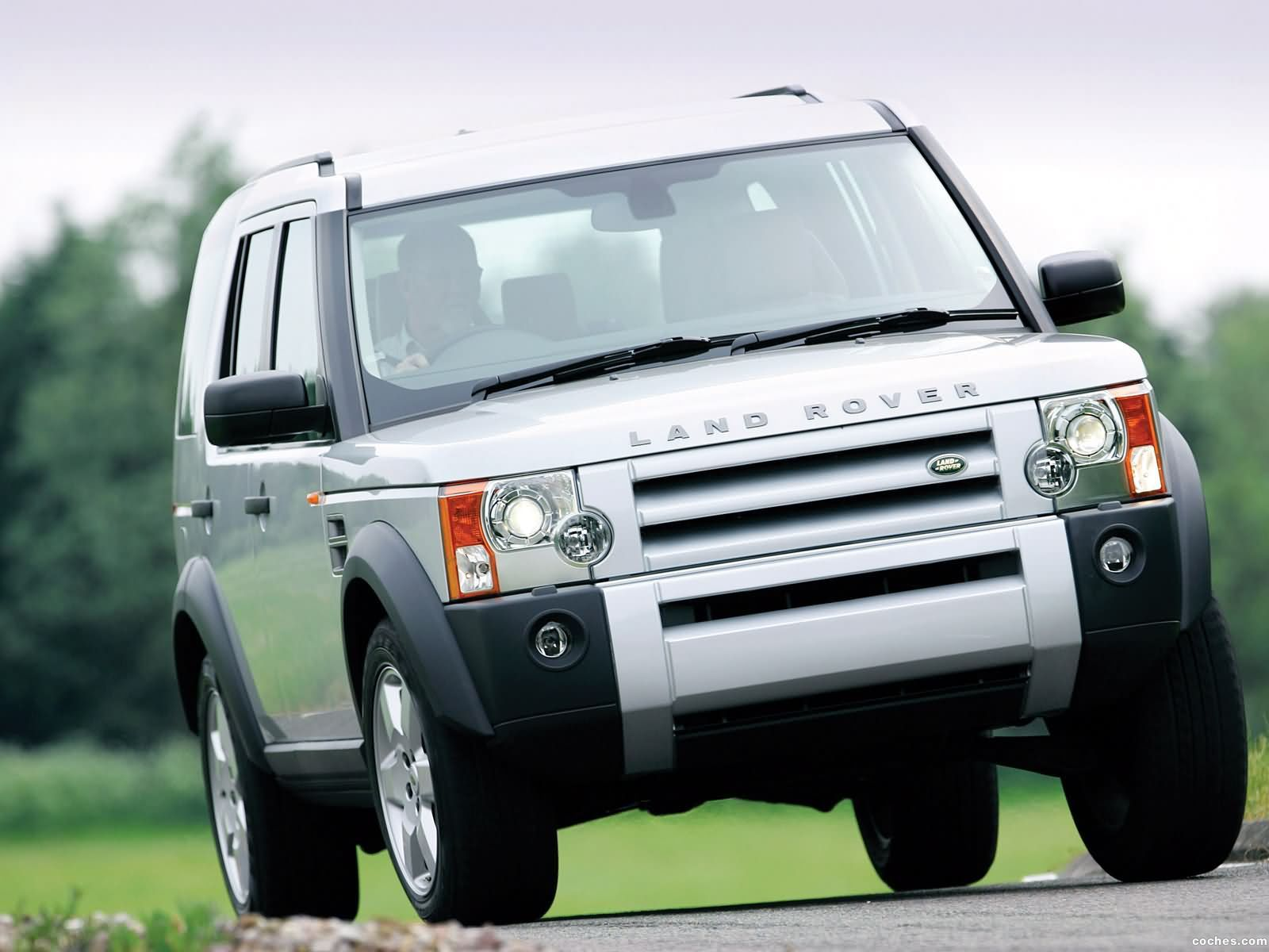 Foto 0 de Land Rover Discovery 2005