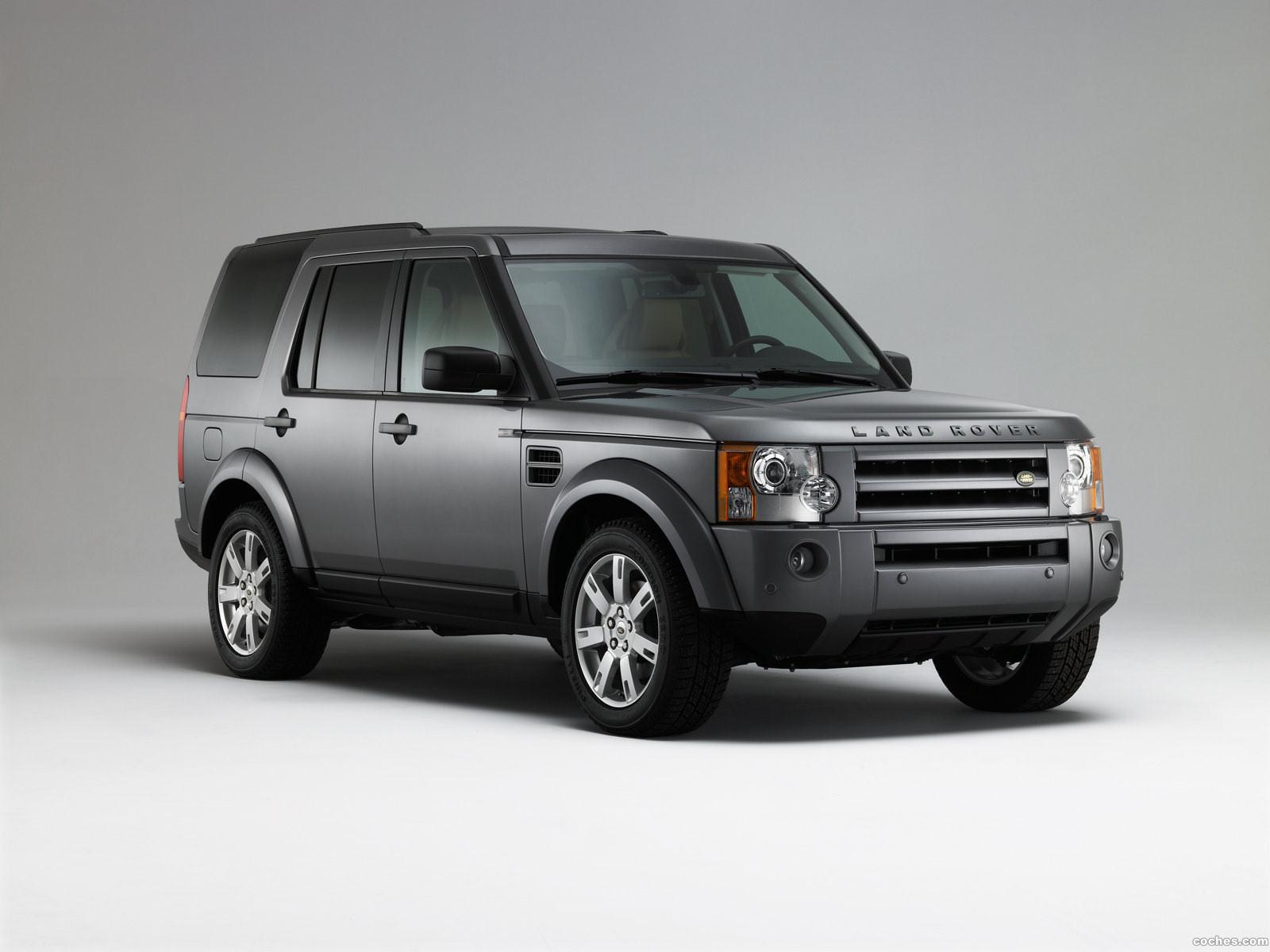 Foto 0 de Land Rover Discovery 2008