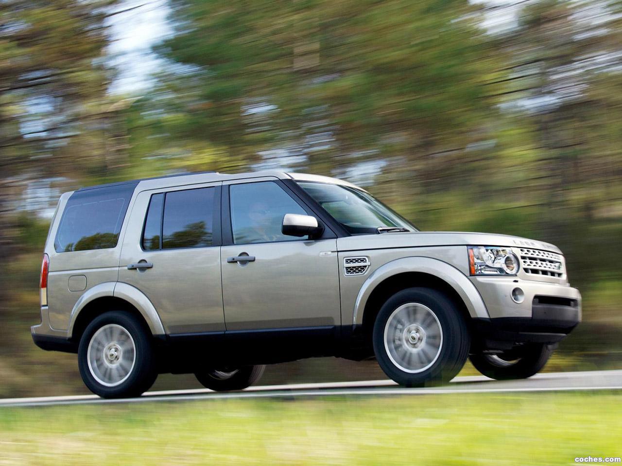 Foto 9 de Land Rover Discovery 4 2011