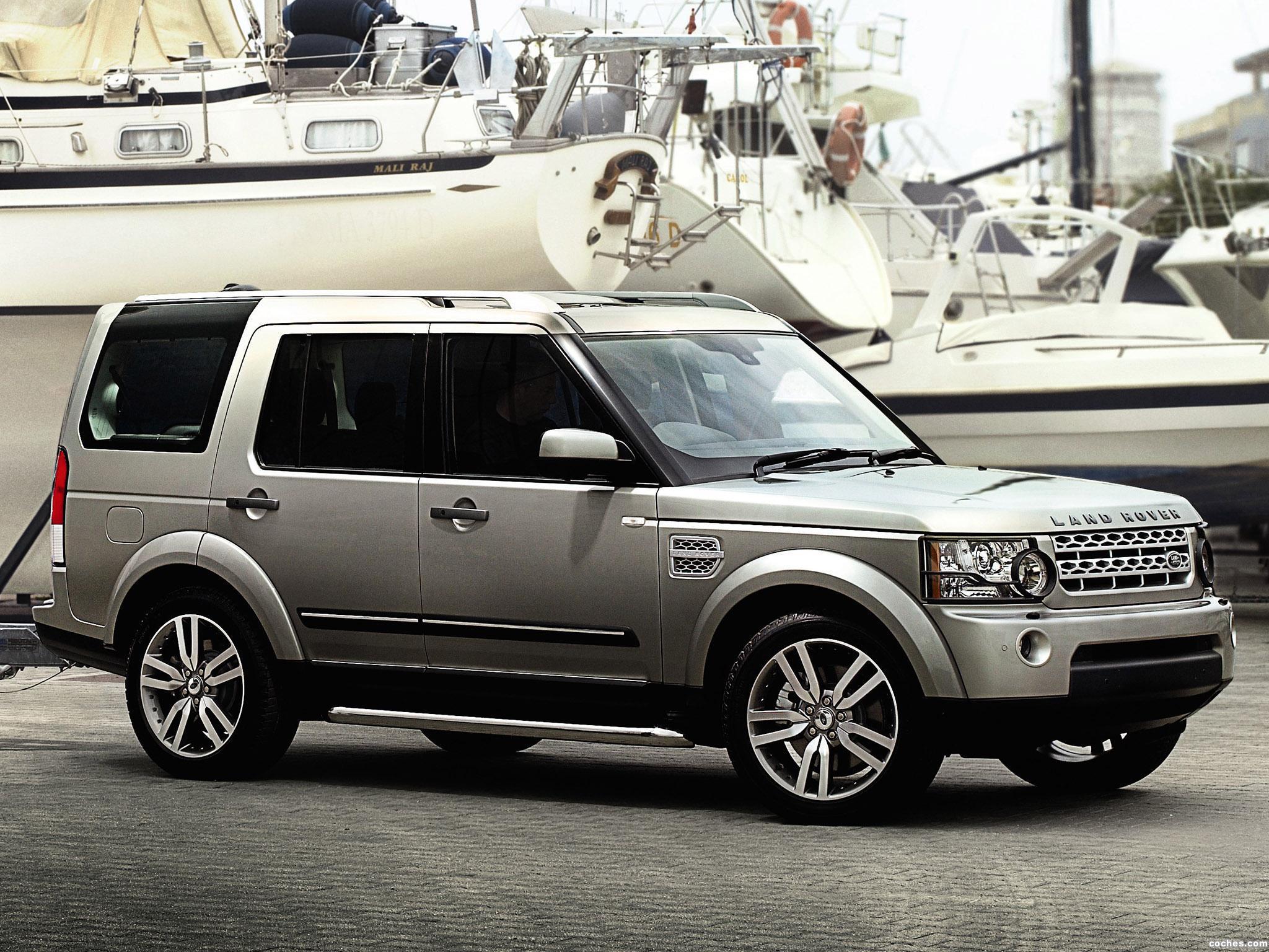 Foto 0 de Land Rover Discovery 4 2011