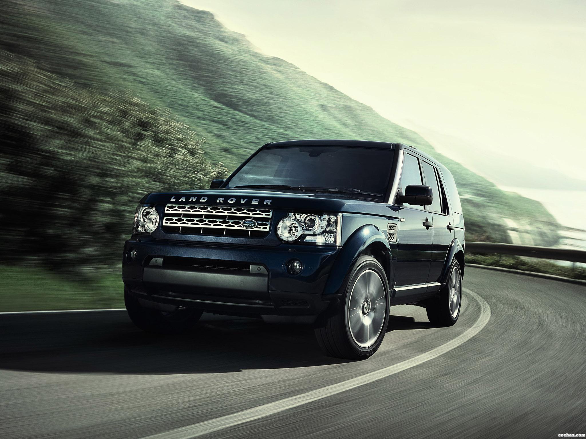 Foto 5 de Land Rover Discovery 4 2011