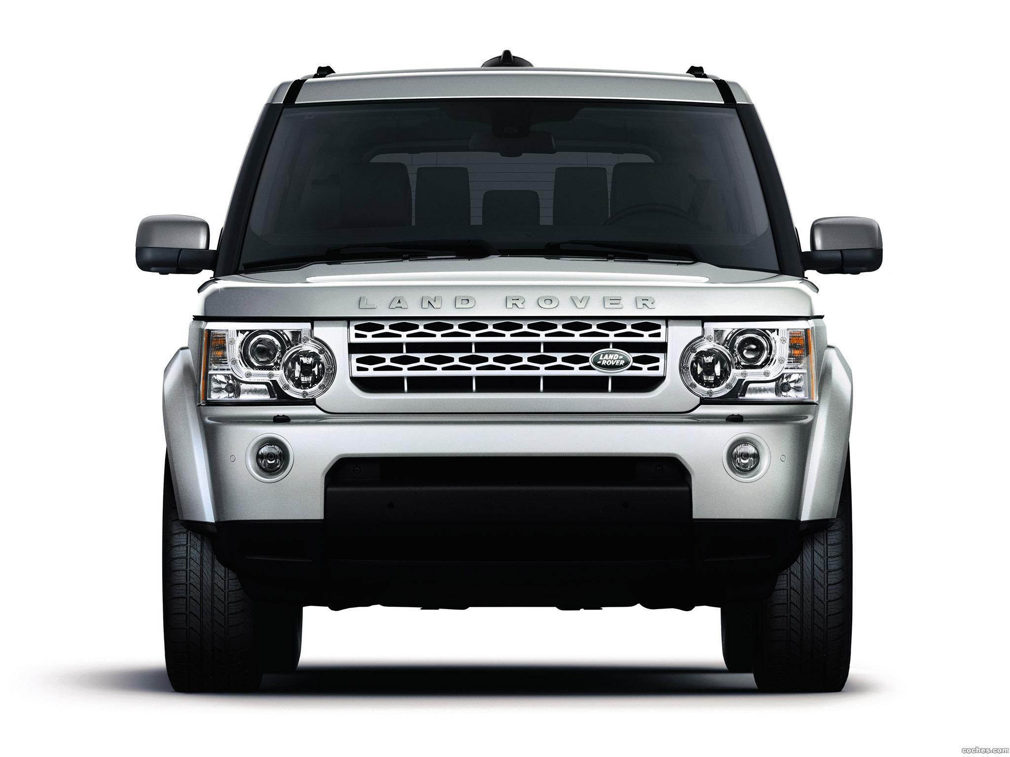 Foto 2 de Land Rover Discovery 4 2011