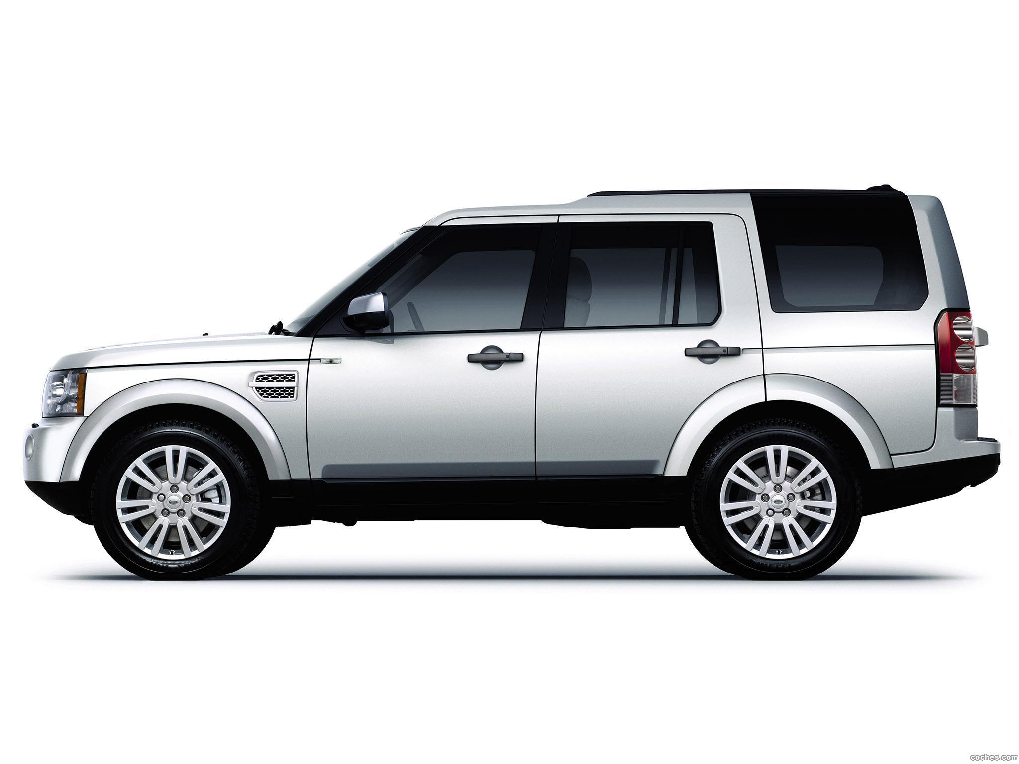 Foto 1 de Land Rover Discovery 4 2011