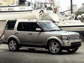 Ver foto 1 de Land Rover Discovery 4 2011