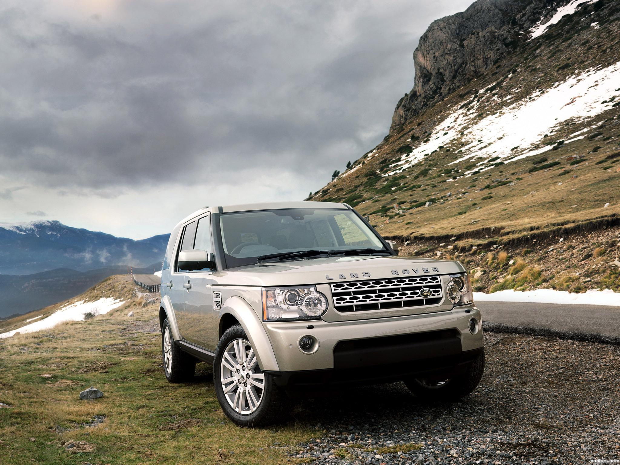 Foto 6 de  Land Rover Discovery 4 3.0 TDV6 2009