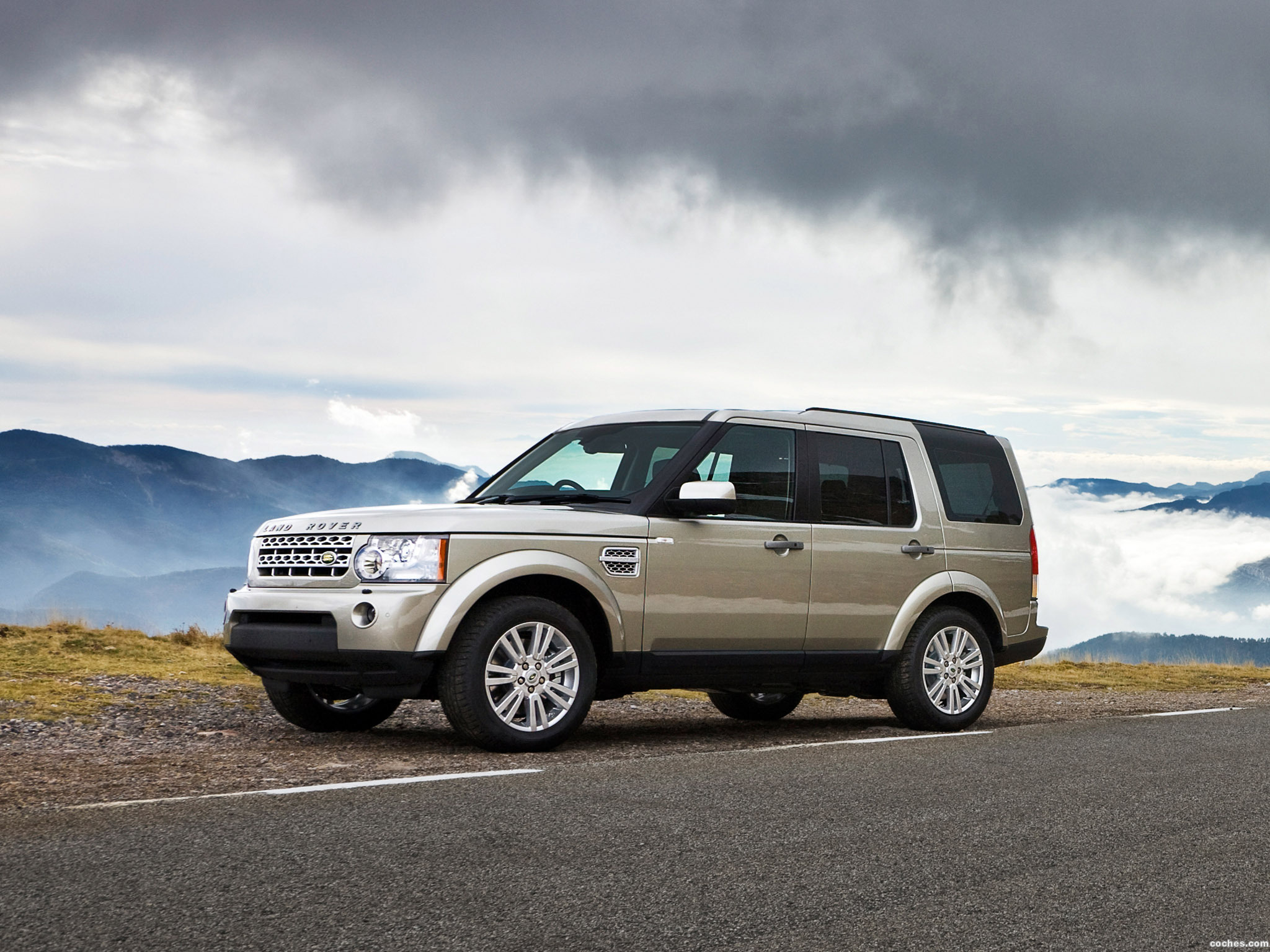 Foto 3 de Land Rover Discovery 4 3.0 TDV6 2009
