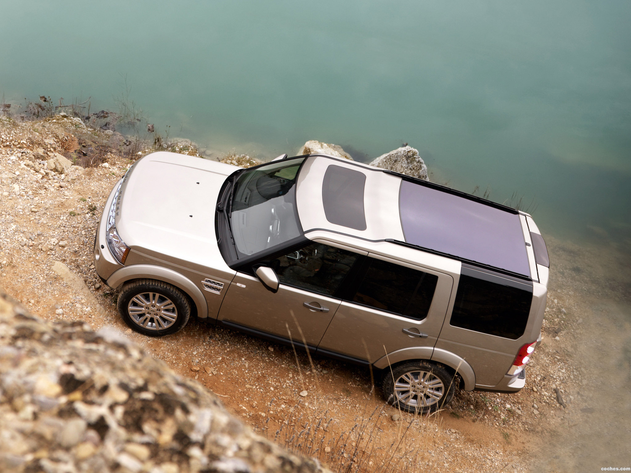 Foto 2 de Land Rover Discovery 4 3.0 TDV6 2009
