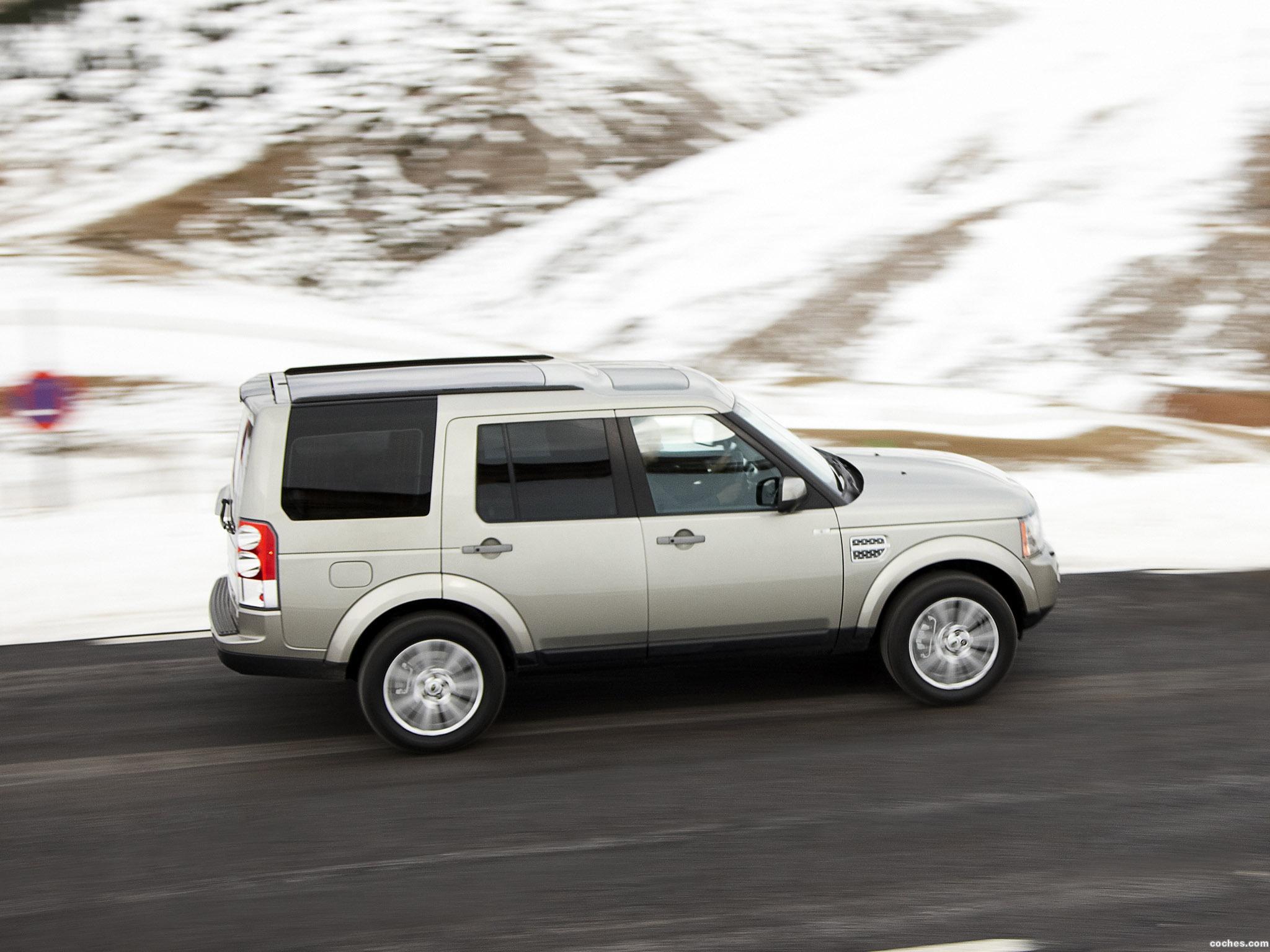 Foto 1 de Land Rover Discovery 4 3.0 TDV6 2009