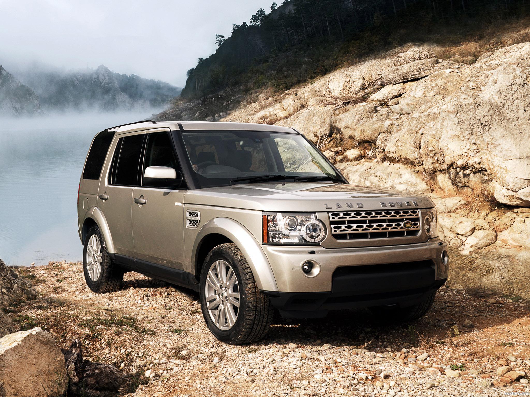 Foto 0 de Land Rover Discovery 4 3.0 TDV6 2009