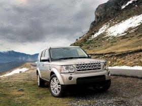 Ver foto 7 de  Land Rover Discovery 4 3.0 TDV6 2009
