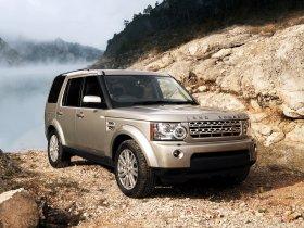 Ver foto 1 de  Land Rover Discovery 4 3.0 TDV6 2009