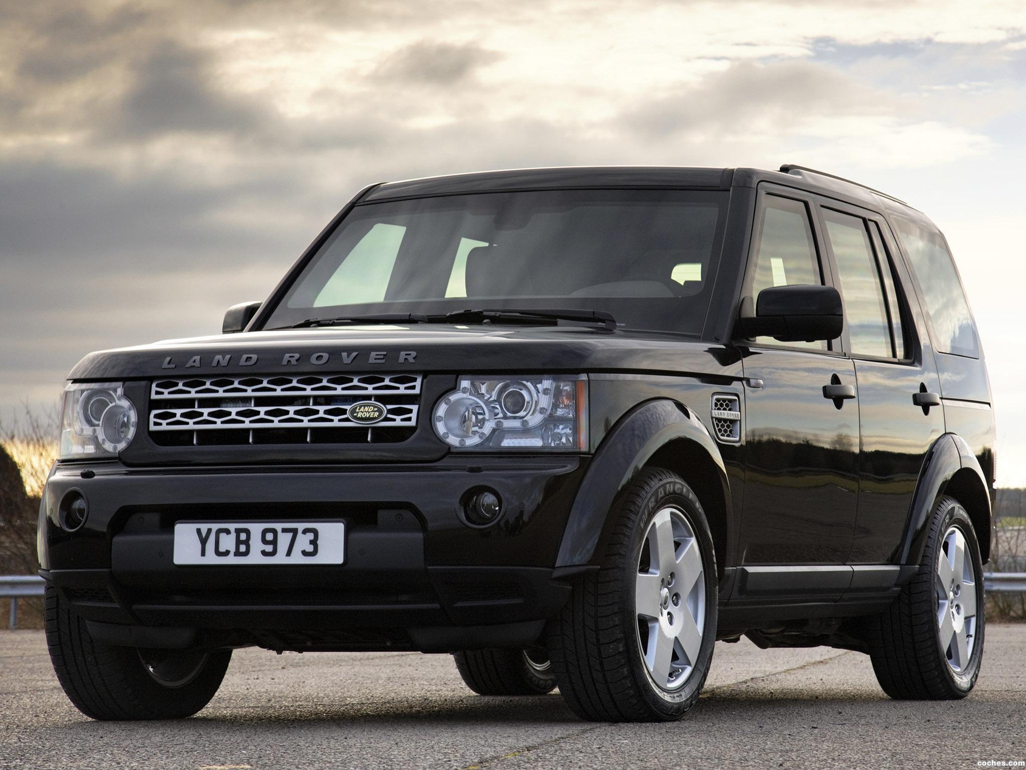 Foto 0 de Land Rover Discovery 4 Armoured 2011