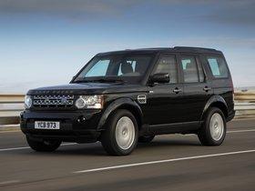 Ver foto 4 de Land Rover Discovery 4 Armoured 2011