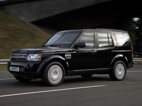 Ver foto 2 de Land Rover Discovery 4 Armoured 2011