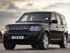 Ver foto 1 de Land Rover Discovery 4 Armoured 2011