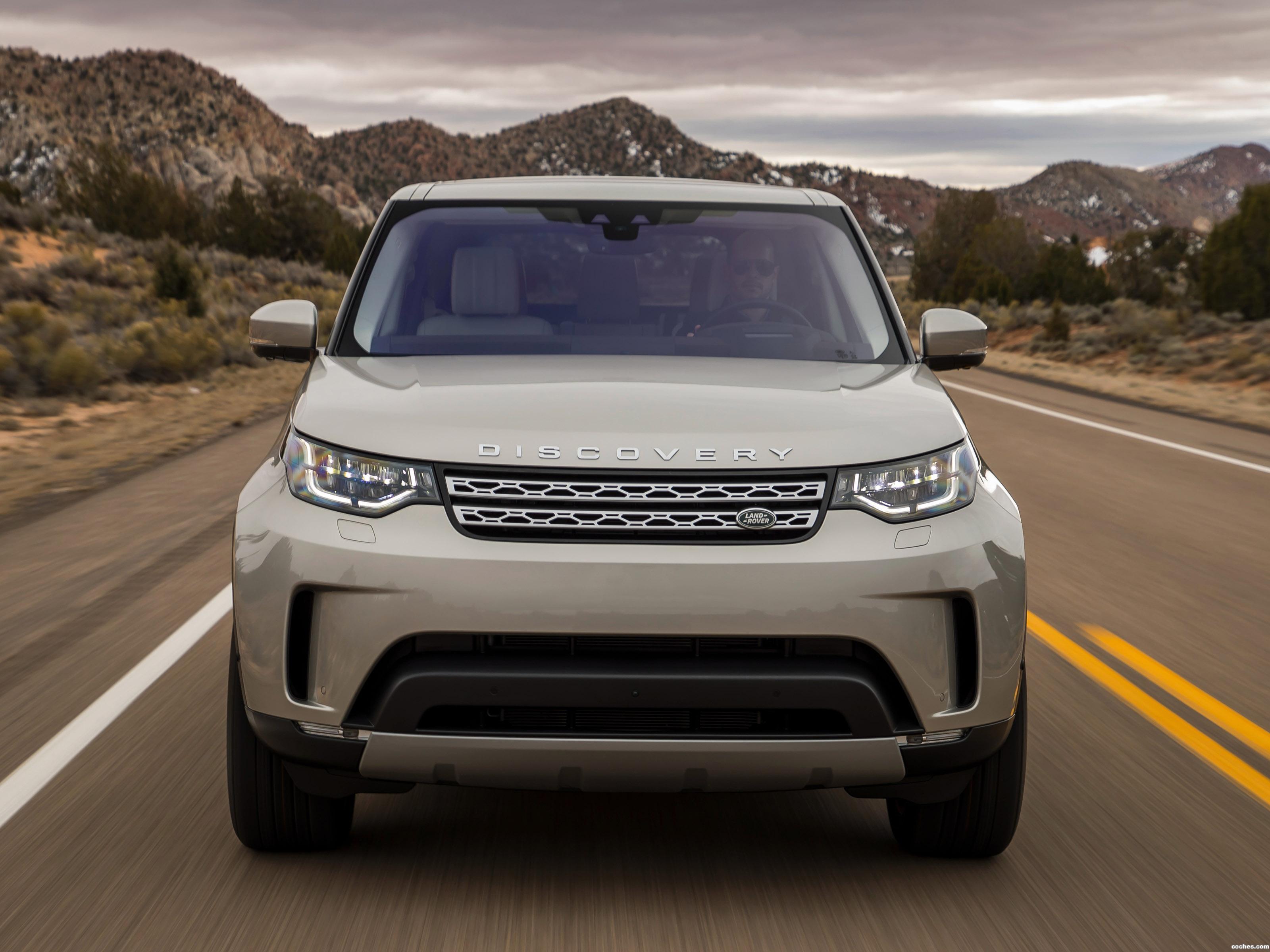 Foto 20 de Land Rover Discovery HSE 2017