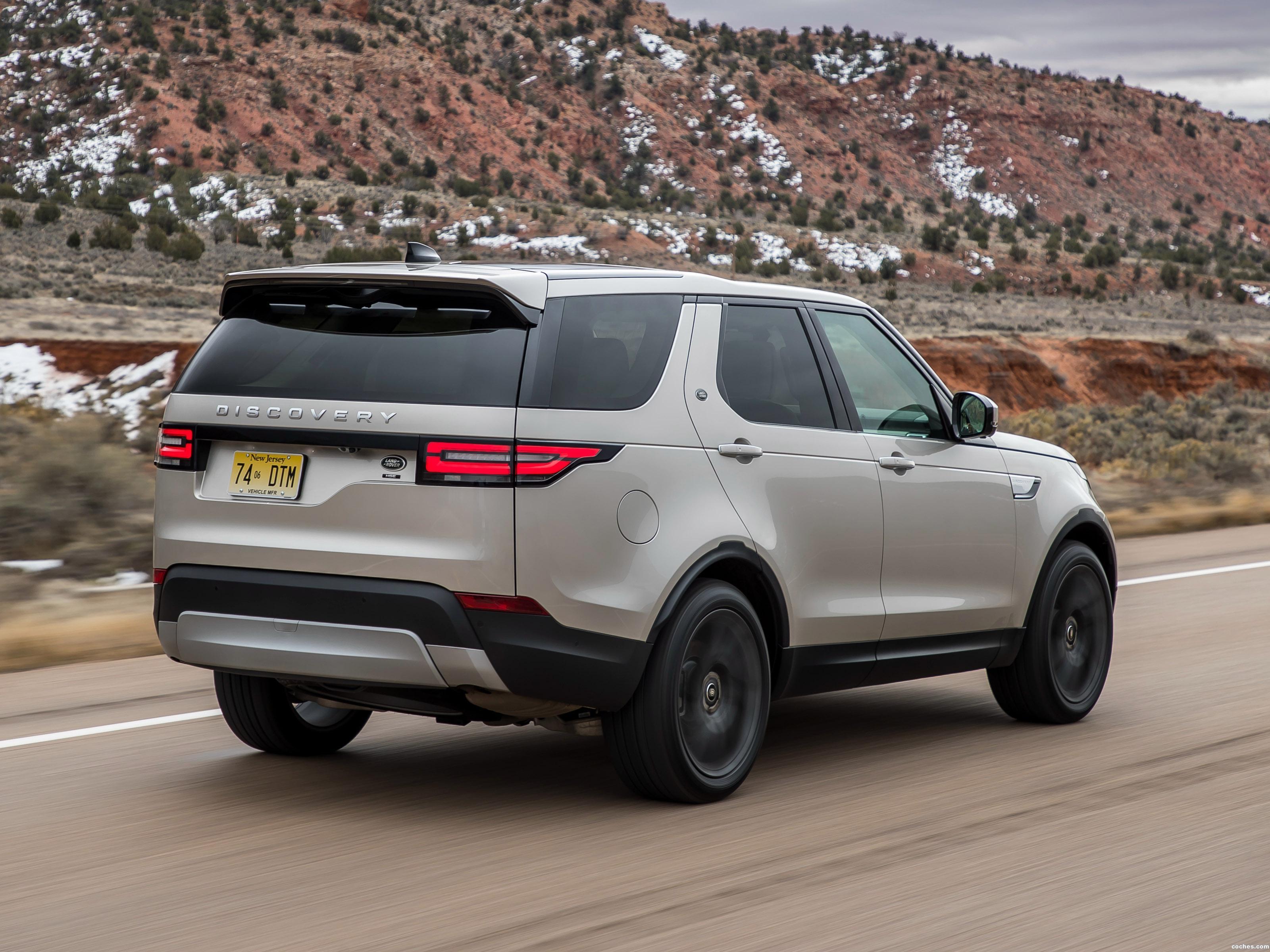 Foto 19 de Land Rover Discovery HSE 2017