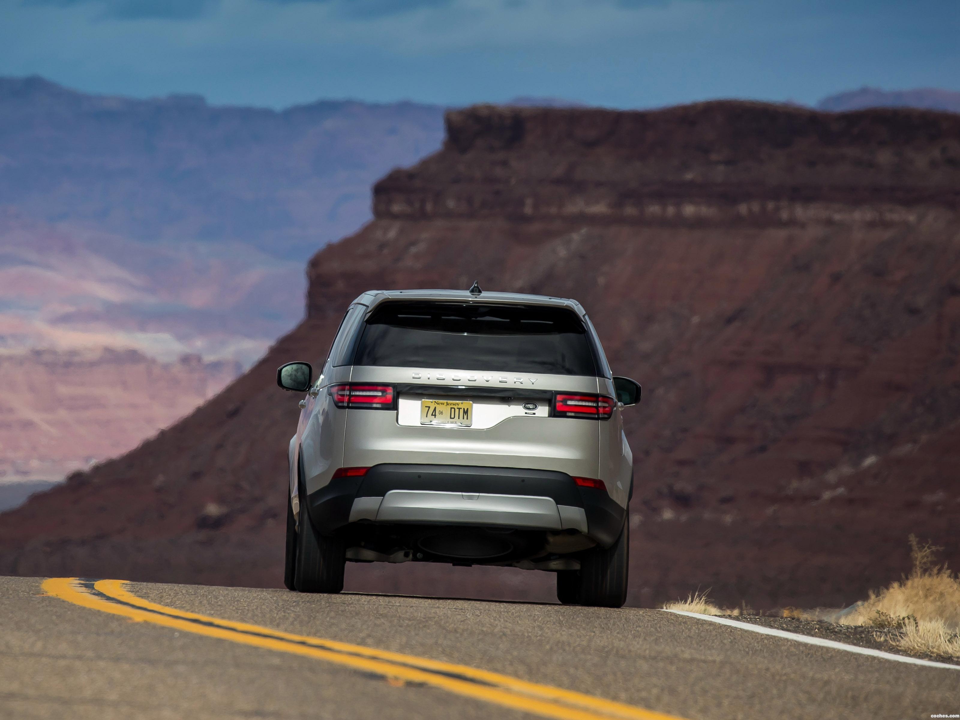 Foto 15 de Land Rover Discovery HSE 2017