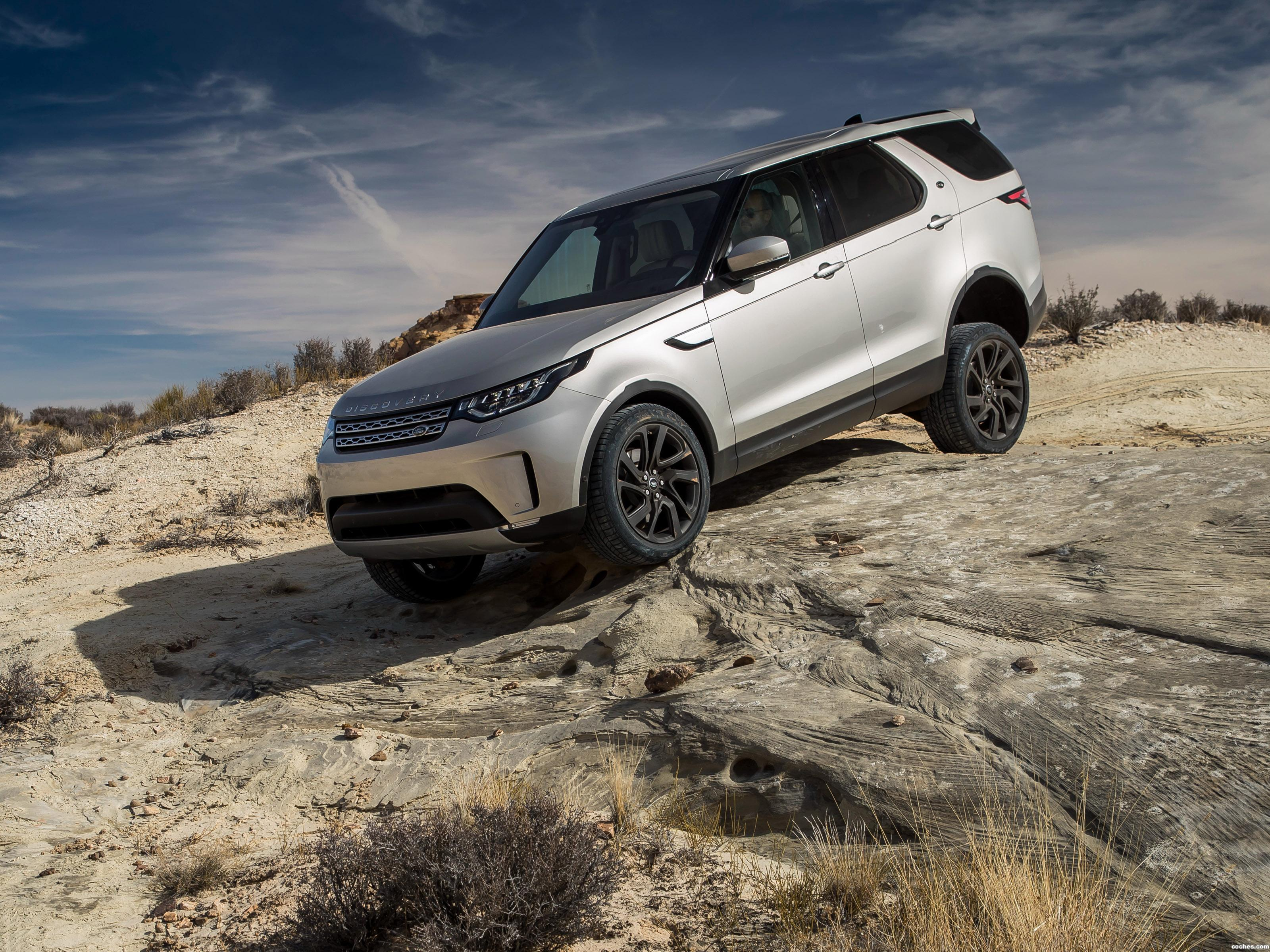 Foto 10 de Land Rover Discovery HSE 2017