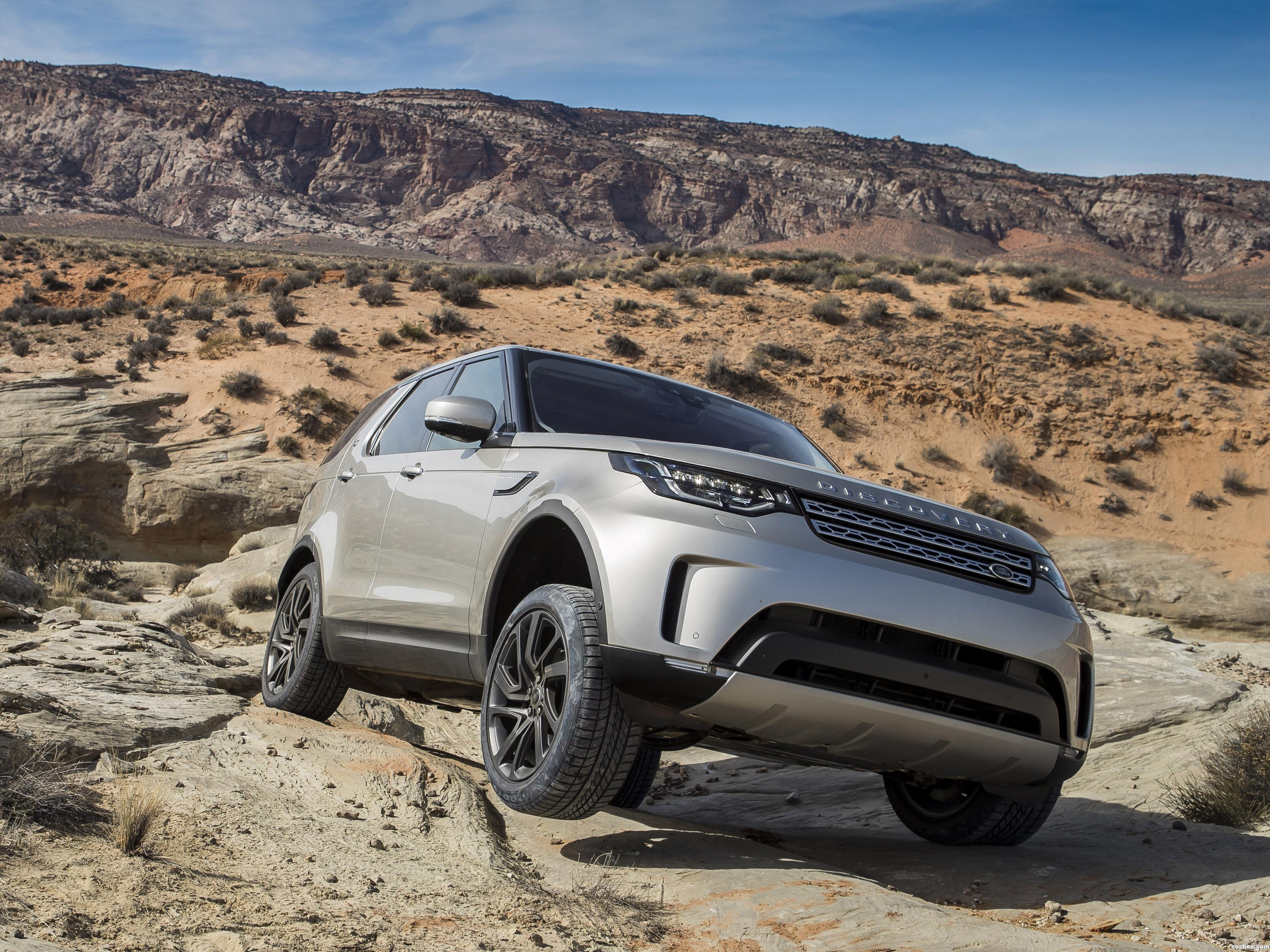 Foto 9 de Land Rover Discovery HSE 2017