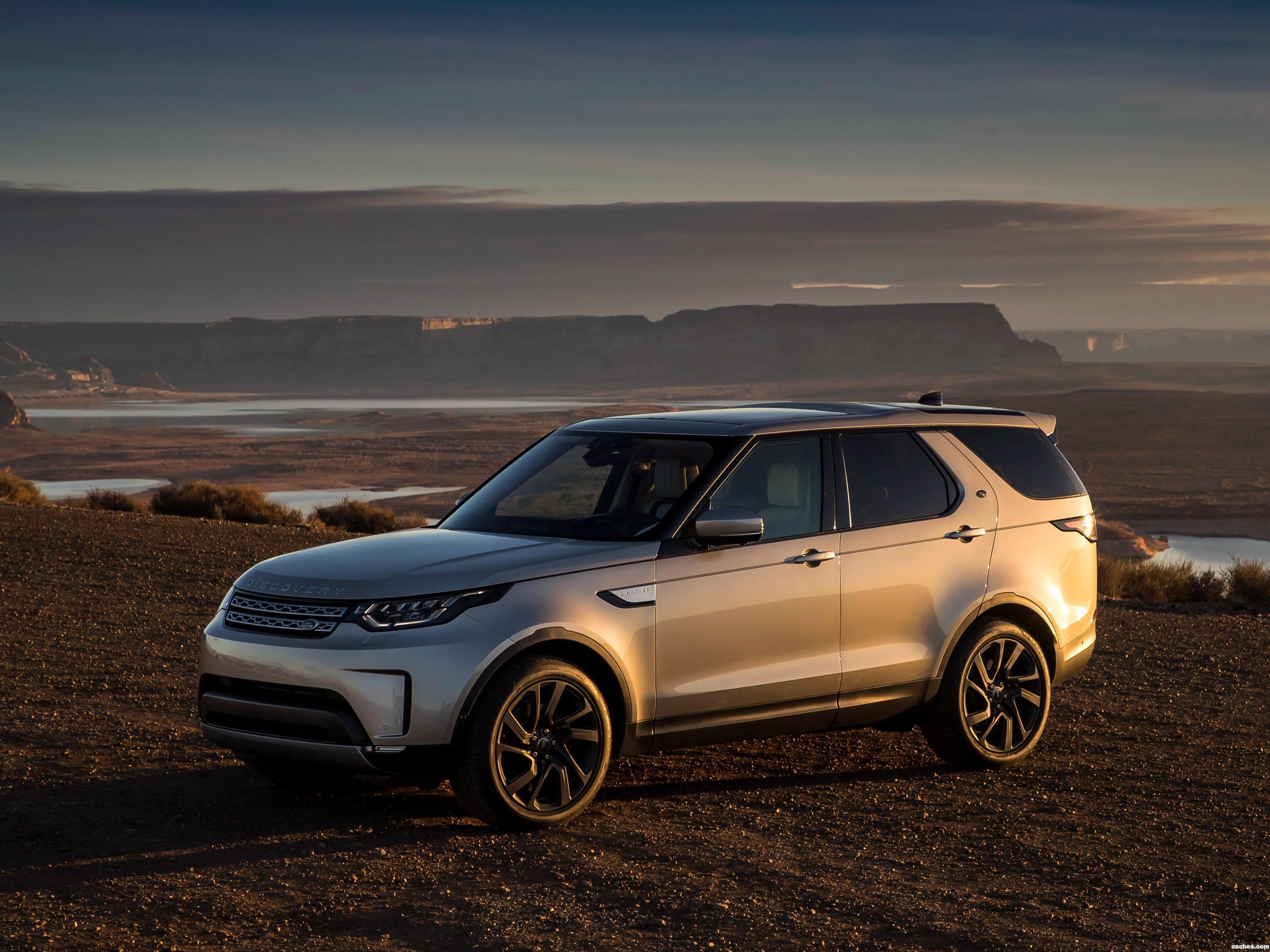 Foto 5 de Land Rover Discovery HSE 2017