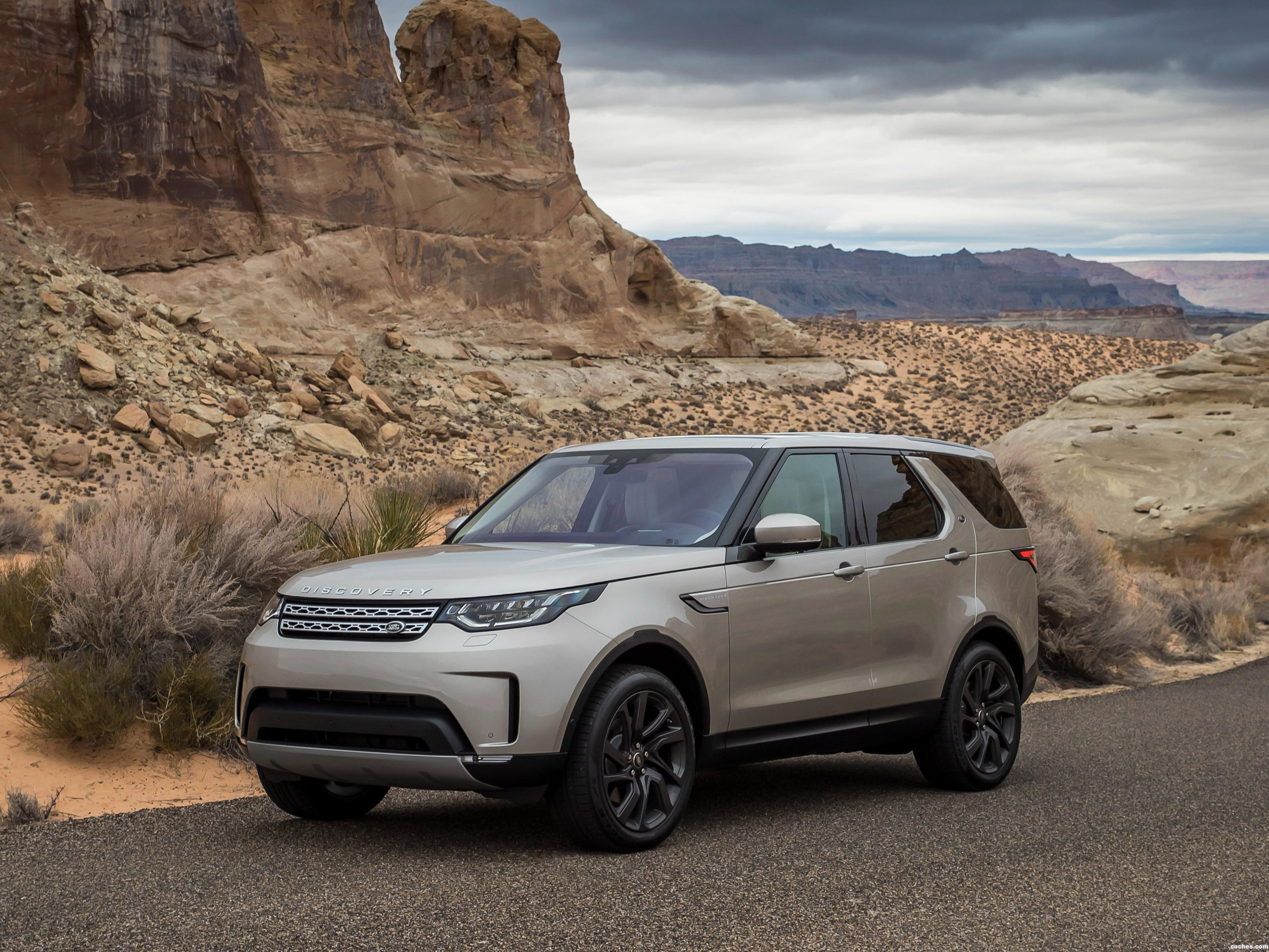 Foto 4 de Land Rover Discovery HSE 2017