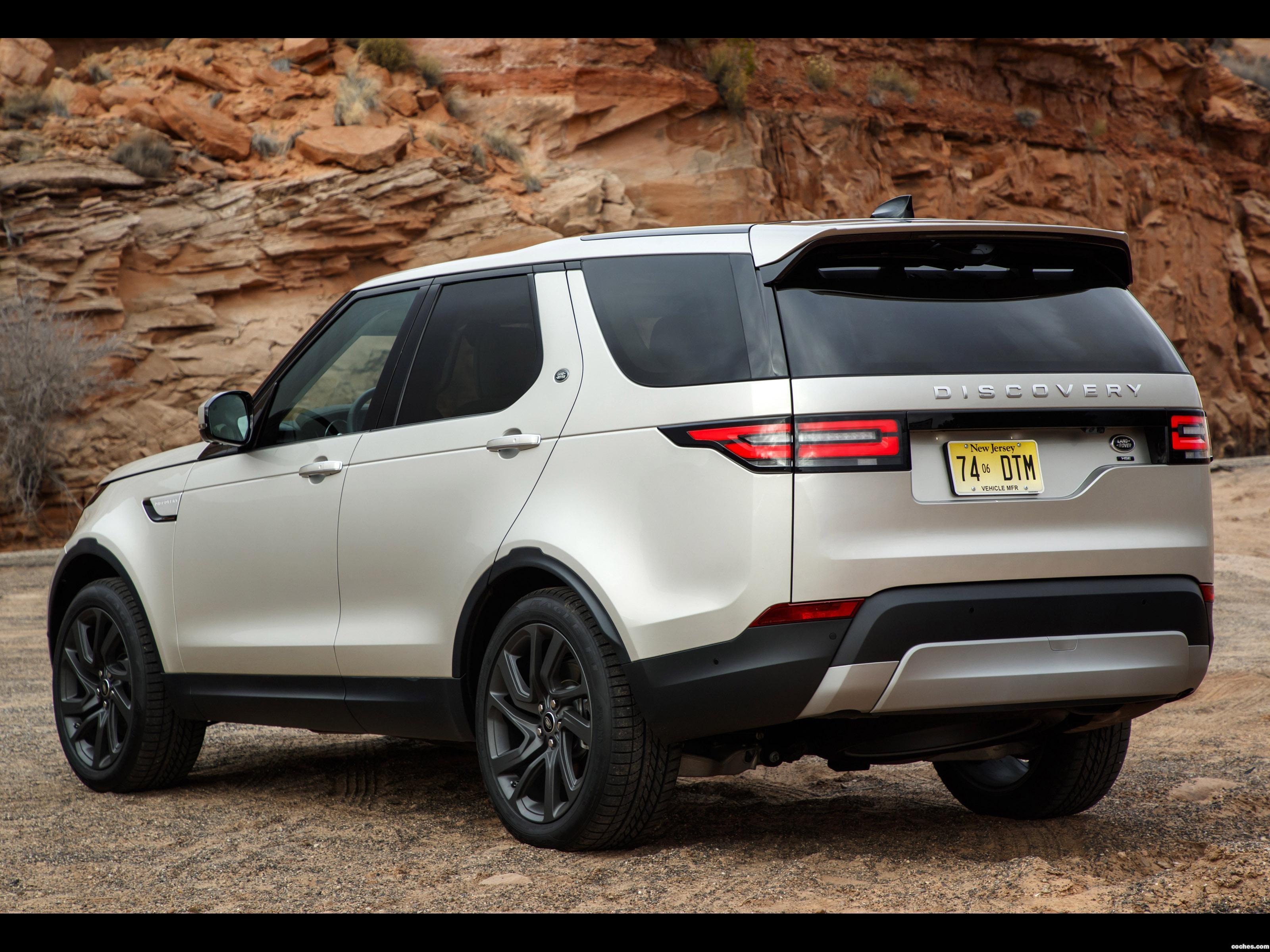 Foto 3 de Land Rover Discovery HSE 2017