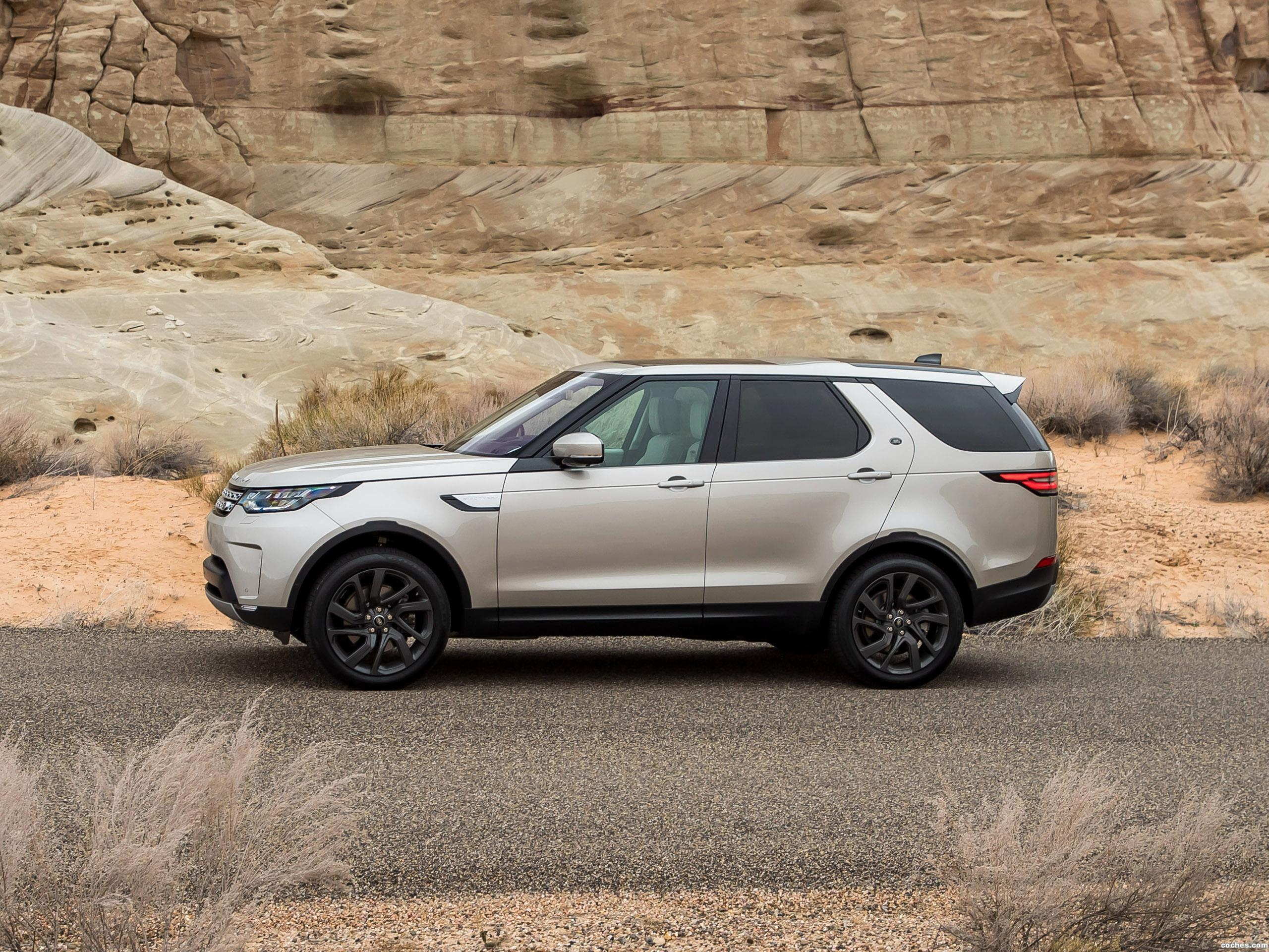 Foto 2 de Land Rover Discovery HSE 2017