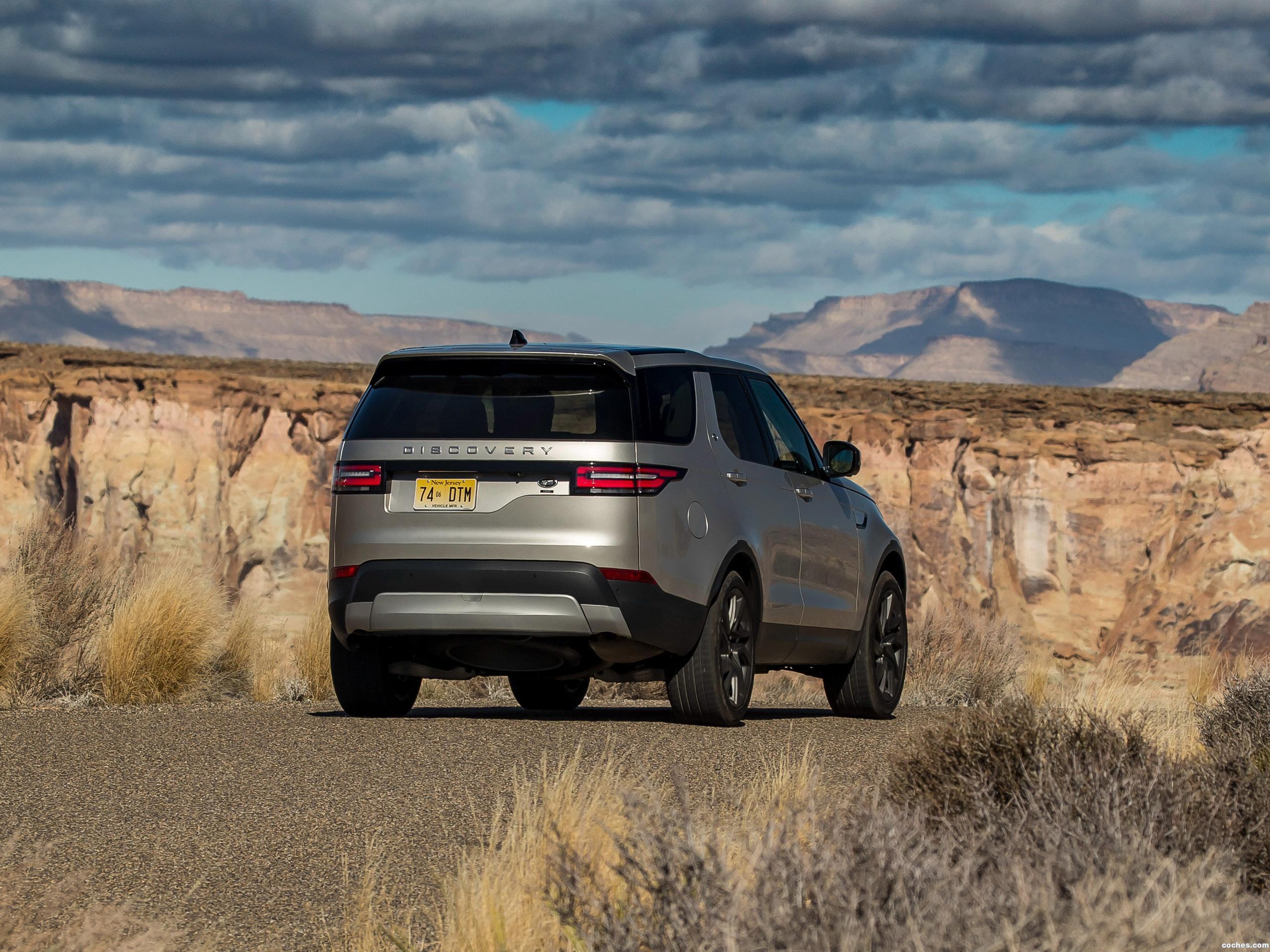 Foto 1 de Land Rover Discovery HSE 2017
