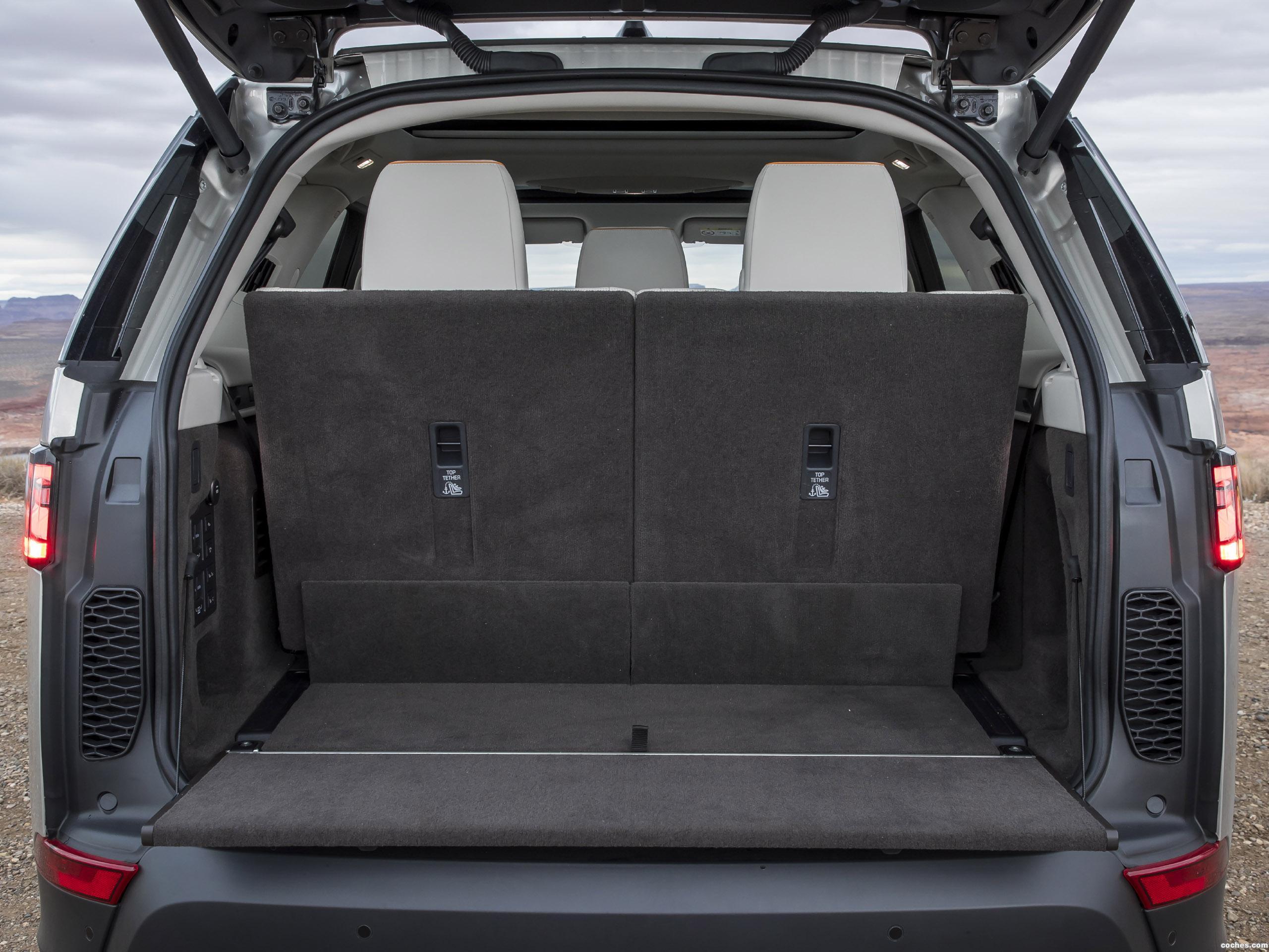 Foto 26 de Land Rover Discovery HSE 2017