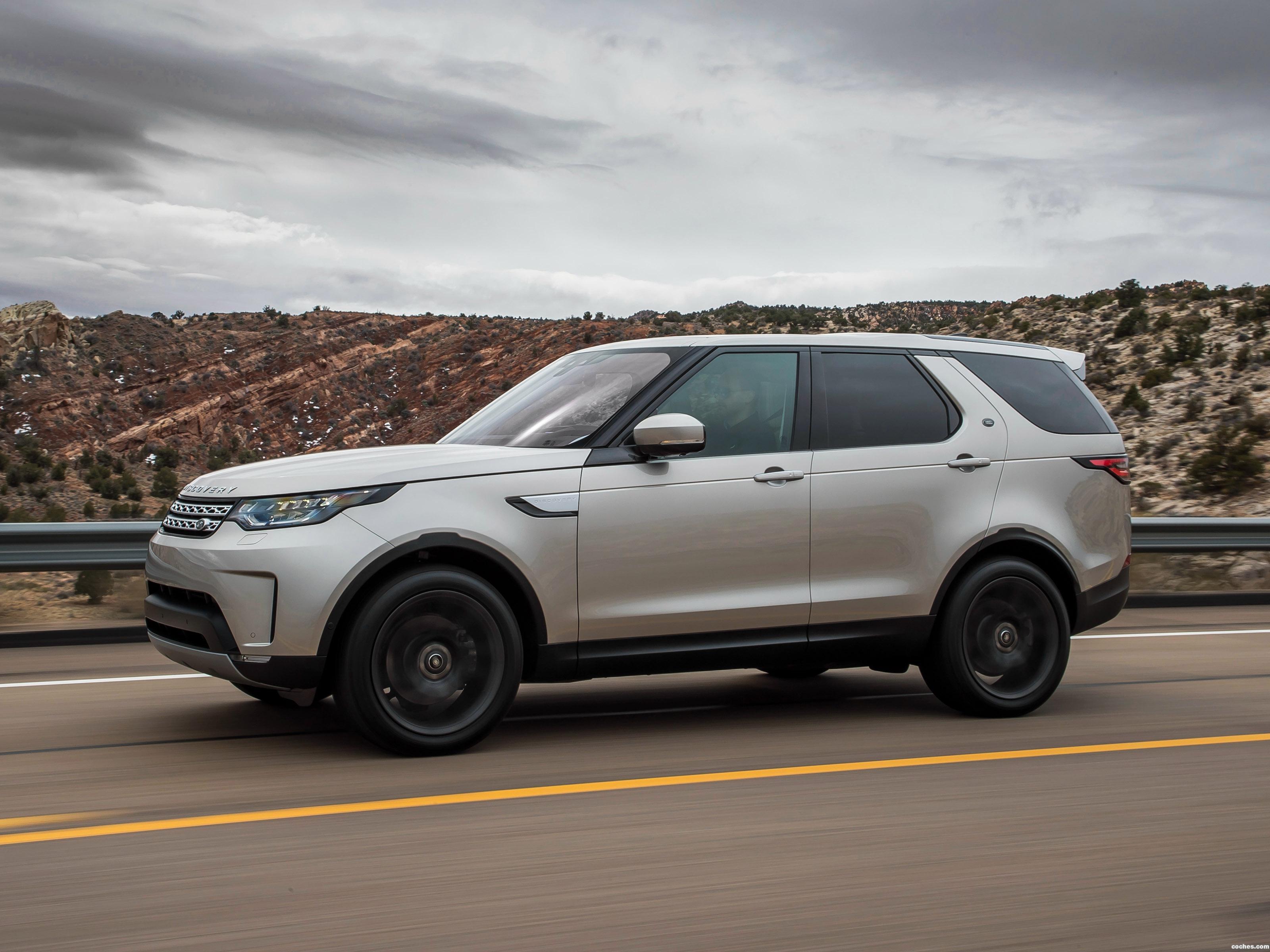 Foto 23 de Land Rover Discovery HSE 2017