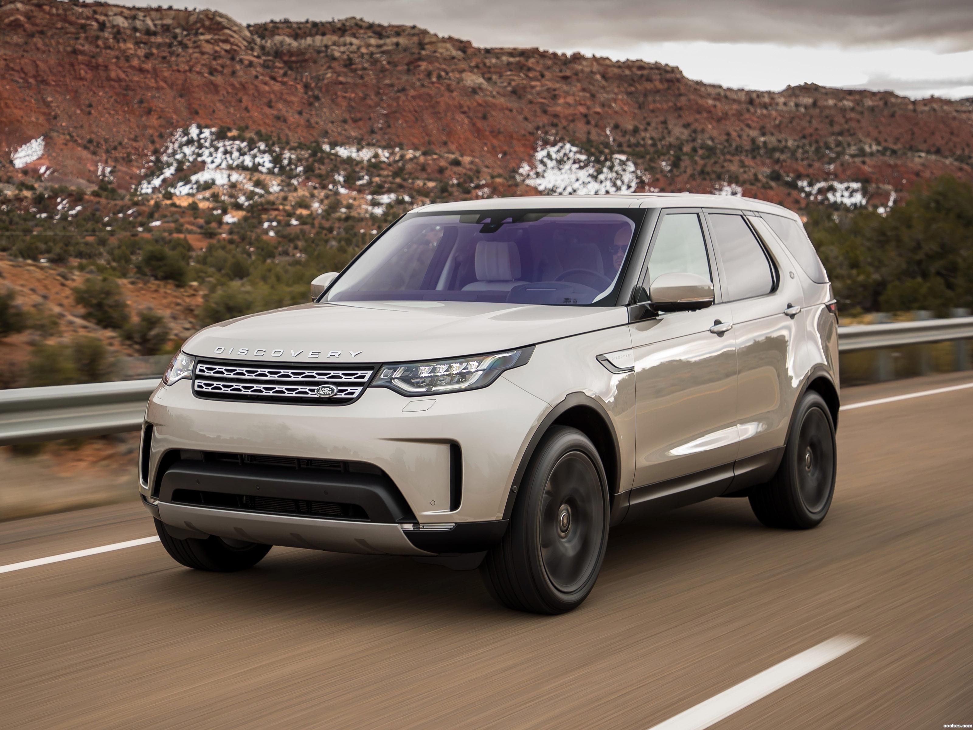 Foto 22 de Land Rover Discovery HSE 2017