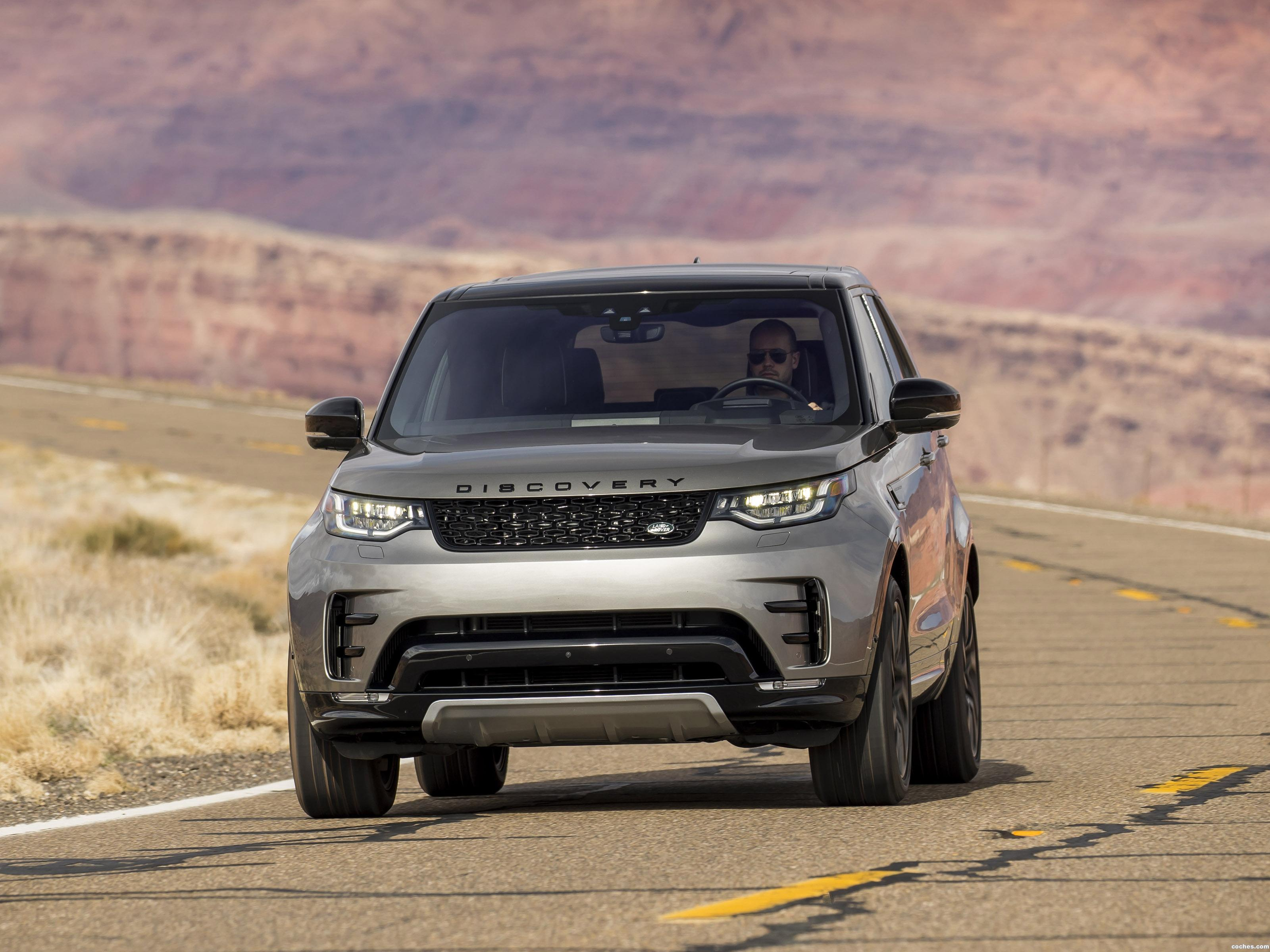 Foto 20 de Land Rover Discovery HSE Si6 Dynamic Design Pack USA 2017