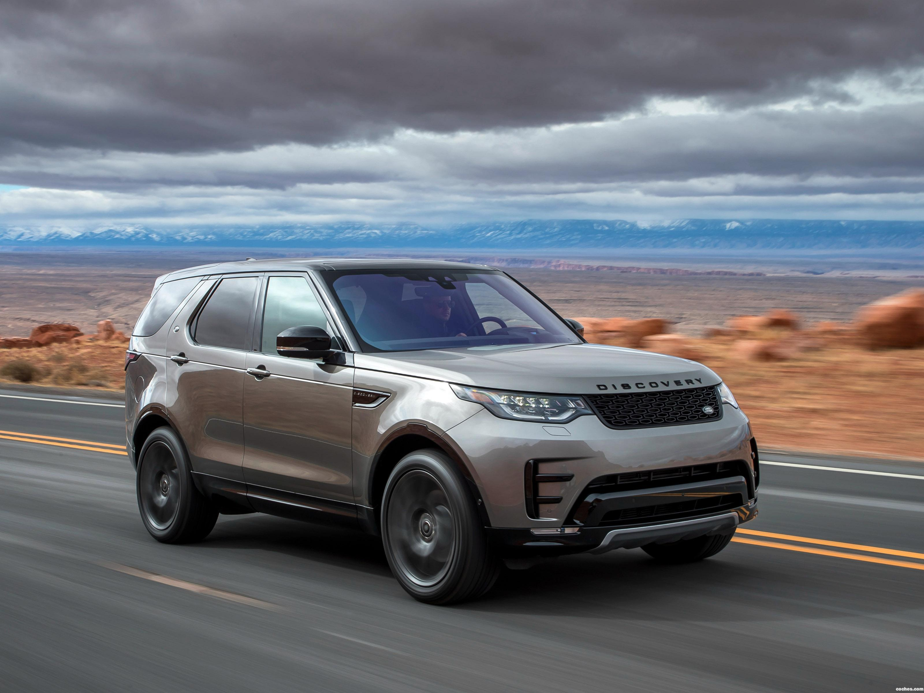 Foto 19 de Land Rover Discovery HSE Si6 Dynamic Design Pack USA 2017