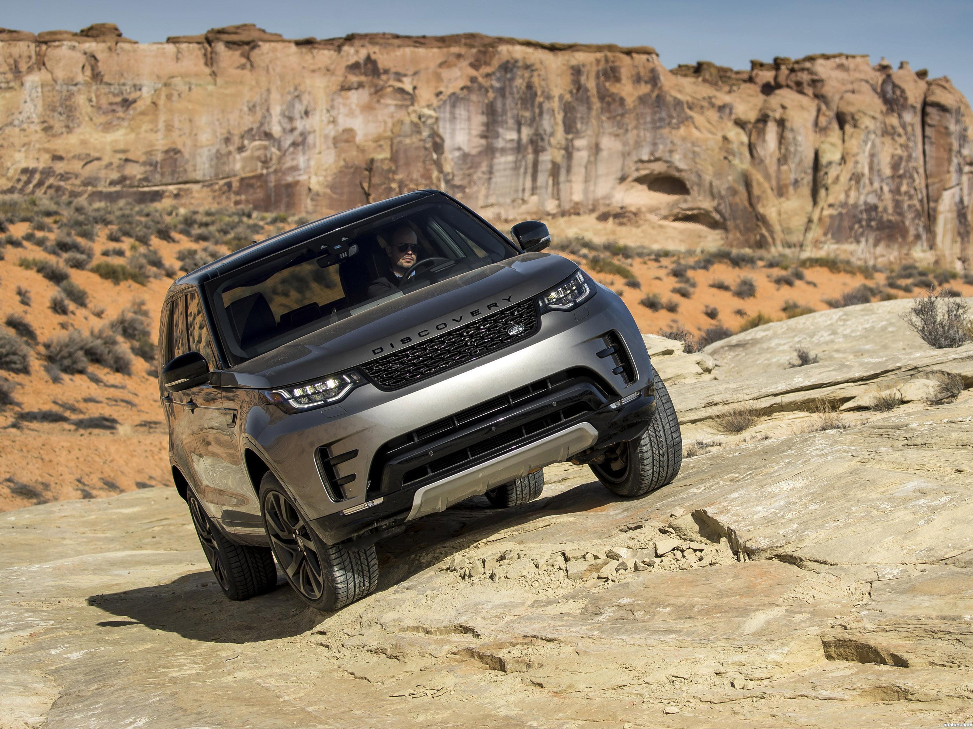 Foto 16 de Land Rover Discovery HSE Si6 Dynamic Design Pack USA 2017