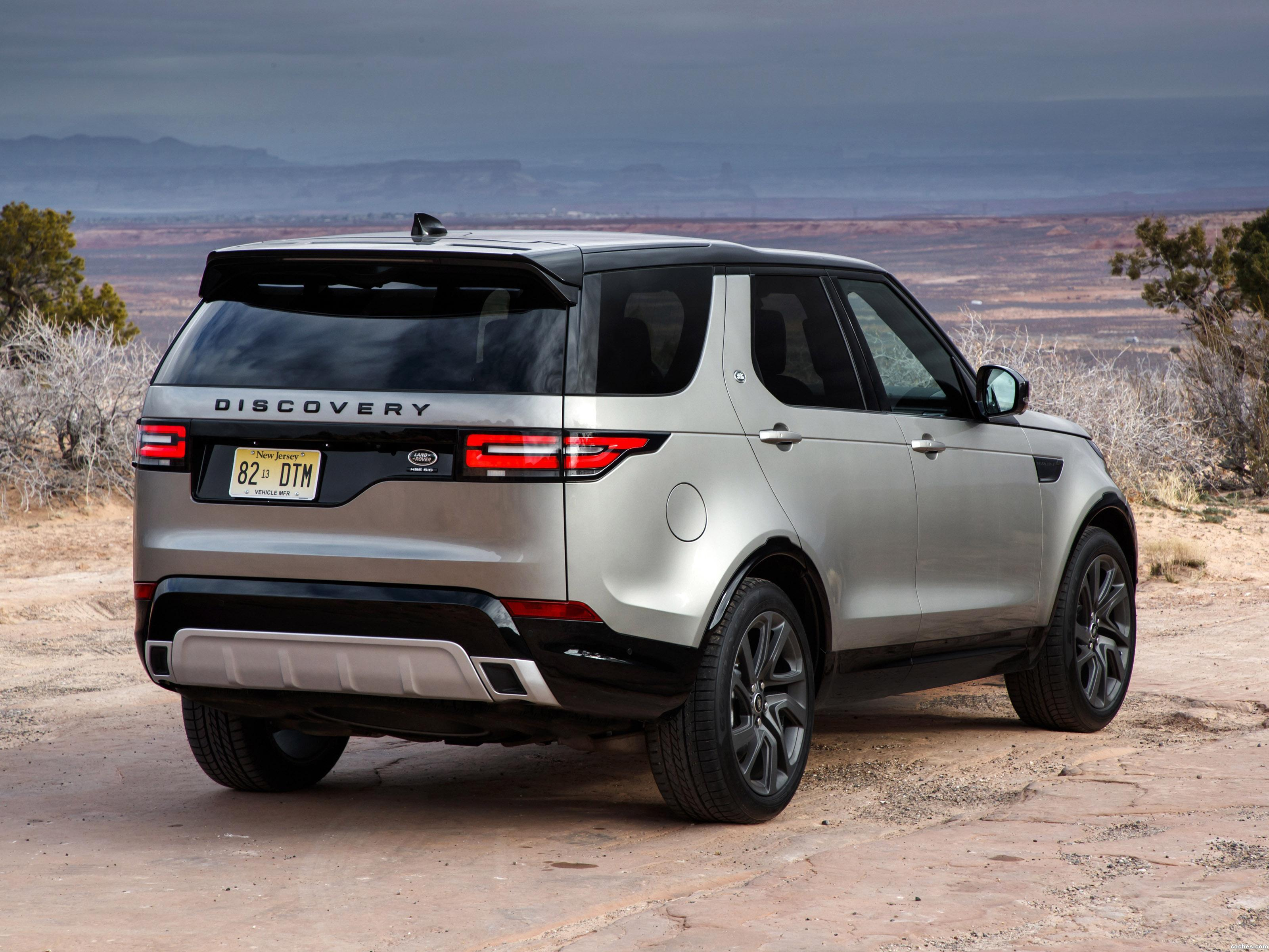 Foto 14 de Land Rover Discovery HSE Si6 Dynamic Design Pack USA 2017